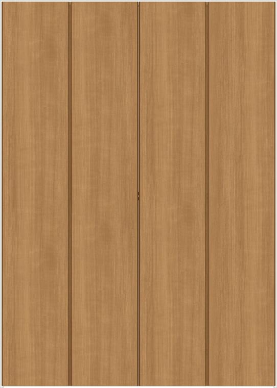 ラシッサS クローゼット 折戸すっきりタイプ 4枚折戸 ASCD-LAD 1723 W:1,708mm × H:2,306mm ノンケーシング LIXIL リクシル TOSTEM トステム