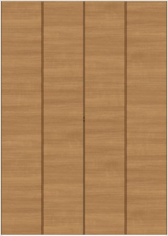 ラシッサS クローゼット 折戸すっきりタイプ 4枚折戸 ASCD-LAE 1623 W:1,644mm × H:2,306mm ノンケーシング LIXIL リクシル TOSTEM トステム