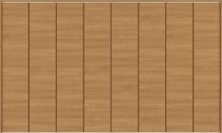 特注サイズ ラシッサS クローゼット 折戸レールタイプ 8枚折戸 ASCF-LAE W:2747-3648mm H:1545-2425mm ノンケーシング / ケーシング LIXIL リクシル TOSTEM トステム