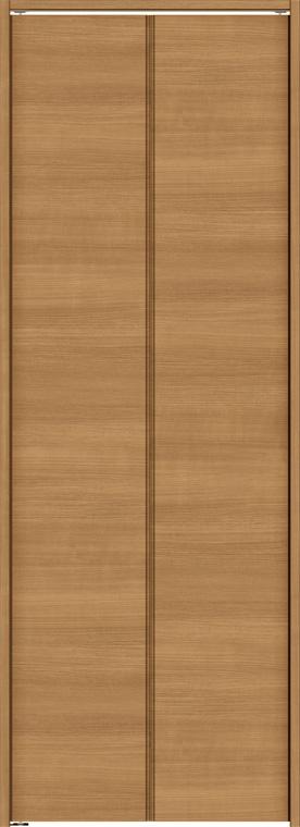 ラシッサS クローゼット 折戸ノンレールタイプ 2枚折戸 ASCN-LAE 0723 W:734mm × H:2,306mm ノンケーシング / ケーシング LIXIL リクシル TOSTEM トステム