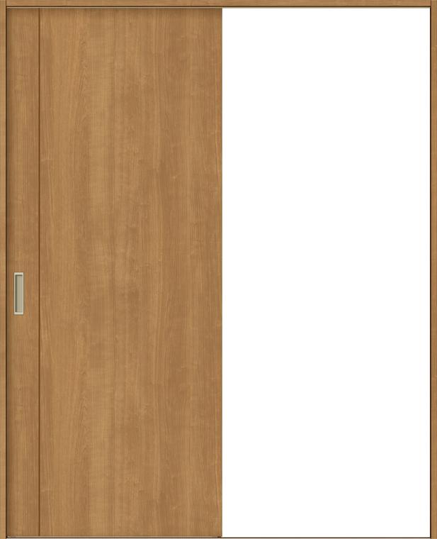 特注サイズ ラシッサS 室内引戸 Vレール方式 片引戸 標準タイプ ASKH-LAC 錠付 W:1188-1992mm × H:1728-2425mm ノンケーシング/ケーシング LIXIL TOSTEM DIY リフォーム