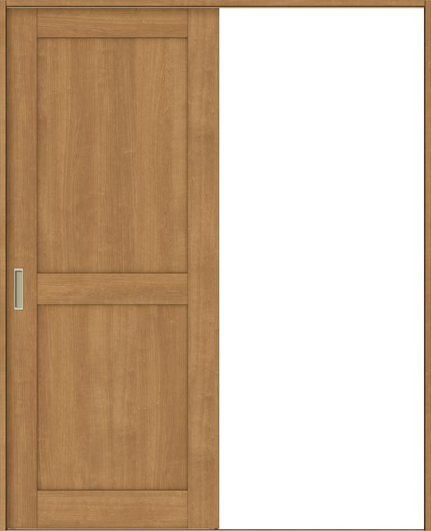 ラシッサS 室内引戸 Vレール方式 片引戸 標準タイプ ASKH-LAH 鍵なし 1320 W:1,324mm × H:2,023mm ノンケーシング / ケーシング LIXIL リクシル TOSTEM