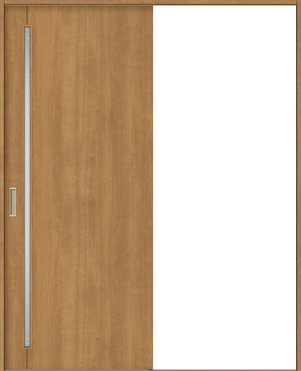 特注サイズ ラシッサS 室内引戸 Vレール方式 片引戸 標準タイプ ASKH-LGC 錠付 W:1188-1992mm × H:1728-2425mm ノンケーシング/ケーシング LIXIL TOSTEM DIY リフォーム