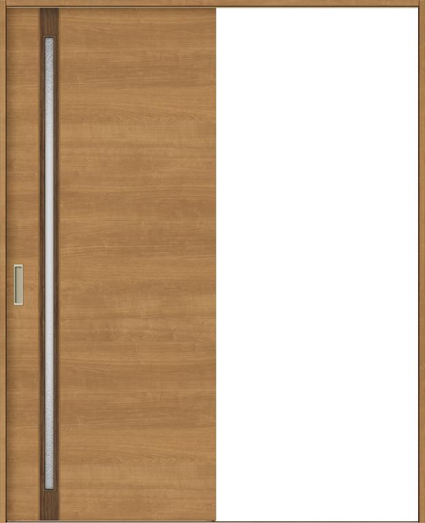 ラシッサS 室内引戸 Vレール方式 片引戸 標準タイプ ASKH-LGF 鍵なし 1220 W:1,188mm × H:2,023mm ノンケーシング / ケーシング LIXIL リクシル TOSTEM