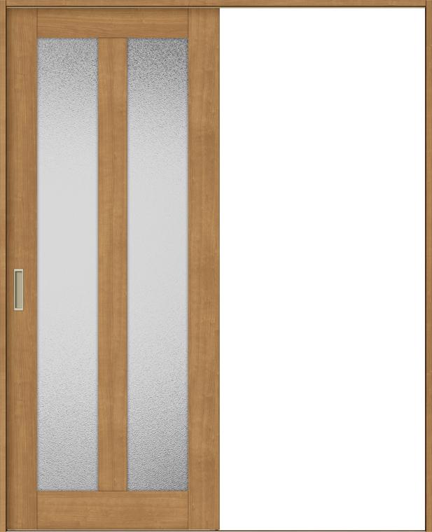 ラシッサS 室内引戸 Vレール方式 片引戸 標準タイプ ASKH-LGG 鍵なし 1420 W:1,454mm × H:2,023mm ノンケーシング / ケーシング LIXIL リクシル TOSTEM