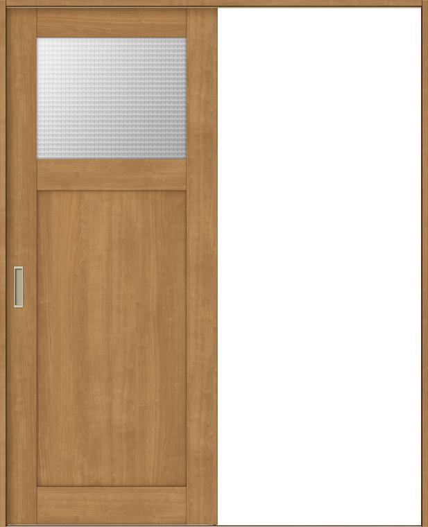 ラシッサS 室内引戸 Vレール方式 片引戸 標準タイプ ASKH-LGJ 鍵なし 1420 W:1,454mm × H:2,023mm ノンケーシング / ケーシング LIXIL リクシル TOSTEM