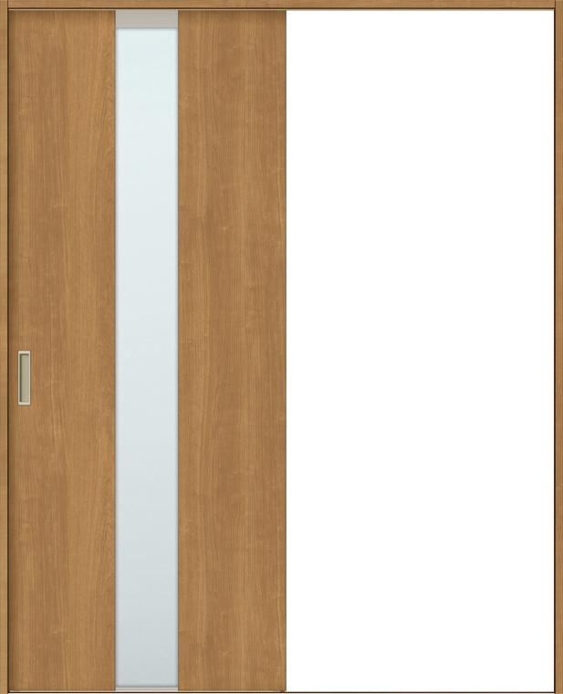 ラシッサS 室内引戸 Vレール方式 片引戸 標準タイプ ASKH-LGM 錠付き 1620 W:1,644mm × H:2,023mm ノンケーシング / ケーシング LIXIL リクシル TOSTEM