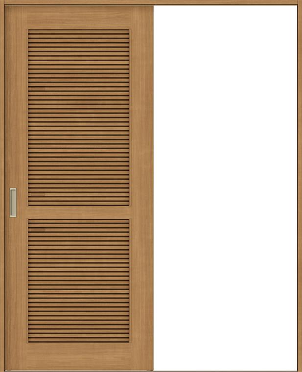 ラシッサS 室内引戸 Vレール方式 片引戸 標準タイプ ASKH-LTA 錠付き 1220 W:1,188mm × H:2,023mm ノンケーシング / ケーシング LIXIL リクシル TOSTEM