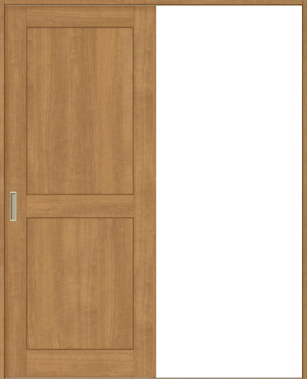 ラシッサS 室内引戸 Vレール方式 片引戸 標準タイプ ASKH-LWA 鍵なし 1220 W:1,188mm × H:2,023mm ノンケーシング / ケーシング LIXIL リクシル TOSTEM