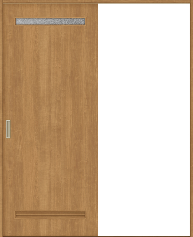 ラシッサS 室内引戸 Vレール方式 片引戸 標準タイプ ASKH-LYA 鍵なし 1420 W:1,454mm × H:2,023mm ノンケーシング / ケーシング LIXIL リクシル TOSTEM