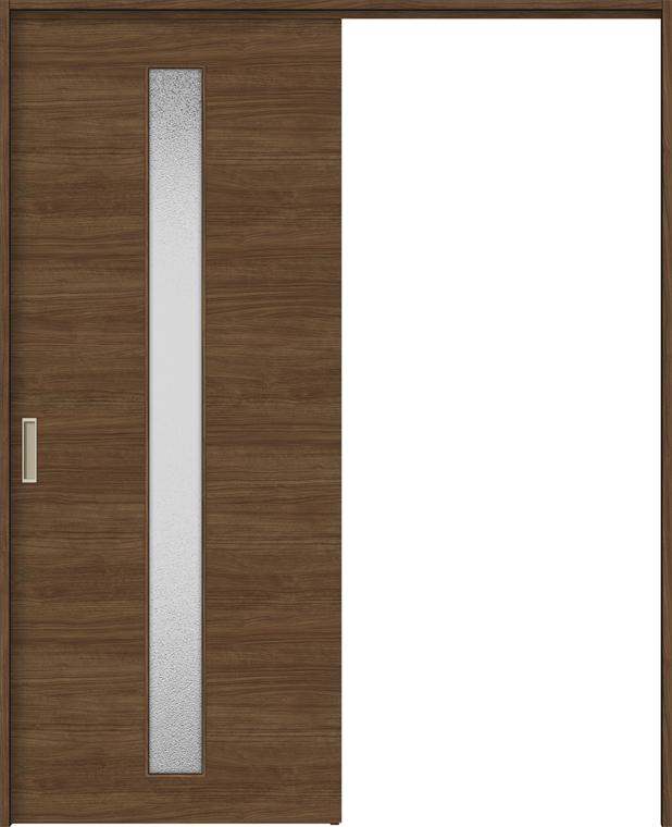 ラシッサS 室内引戸 間仕切り 上吊引戸 片引戸 標準タイプ ASMKH-LGB 錠無し 1620 W:1,644mm × H:2,023mm ノンケーシング / ケーシング LIXIL TOSTEM