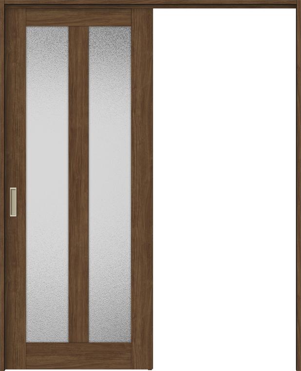 ラシッサS 室内引戸 間仕切り 上吊引戸 片引戸 標準タイプ ASMKH-LGG 錠無し 1623 W:1,644mm × H:2,306mm ノンケーシング / ケーシング LIXIL リクシル TOSTEM