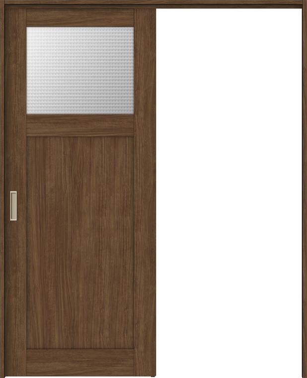 ラシッサS 室内引戸 間仕切り 上吊引戸 片引戸 標準タイプ ASMKH-LGJ 錠無し 1623 W:1,644mm × H:2,306mm ノンケーシング / ケーシング LIXIL リクシル TOSTEM