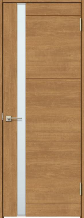 特注サイズ ラシッサS 標準ドア ASTH-LGP 錠付き W:600-957mm H:1800-2425mm ノンケーシング / ケーシング LIXIL リクシル TOSTEM トステム