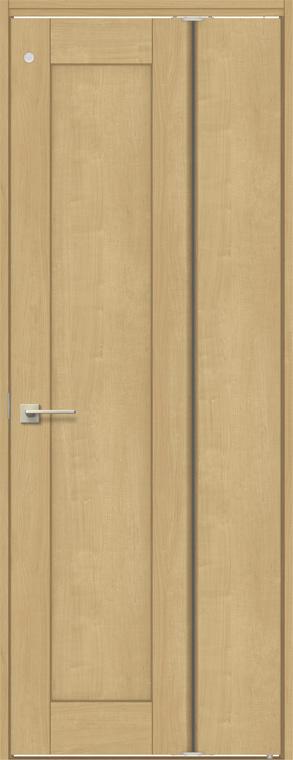 最新情報 × リクシル ラシッサS ASTNH-LYD H:1762-2092mm トステム:Clair(クレール)店 錠無しW:633-974mm 特注サイズ / ケーシング  ノンケーシング 中折れドア LIXIL TOSTEM-木材・建築資材・設備