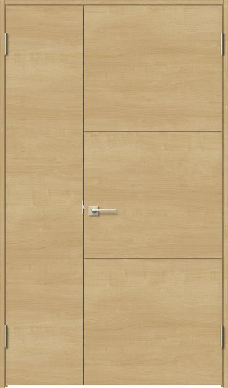 ラシッサS 親子ドア ASTO-LAD 錠付き 1220 W:1,188mm × H:2,023mm ノンケーシング / ケーシング LIXIL リクシル TOSTEM トステム