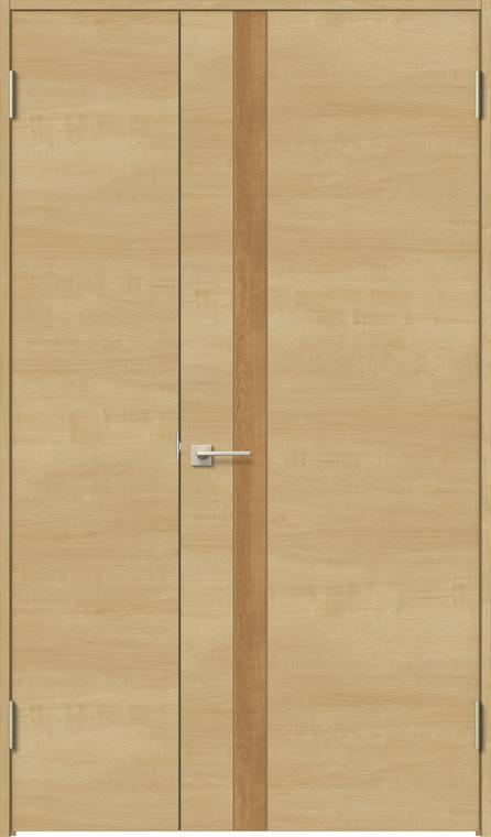 ラシッサS 親子ドア ASTO-LAF 錠付き 1220 W:1,188mm × H:2,023mm ノンケーシング / ケーシング LIXIL リクシル TOSTEM トステム