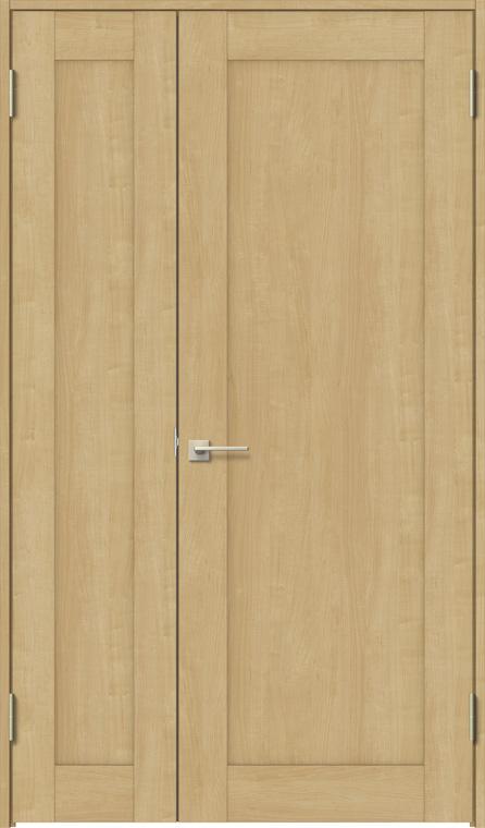 ラシッサS 親子ドア ASTO-LAG 錠付き 1220 W:1,188mm × H:2,023mm ノンケーシング / ケーシング LIXIL リクシル TOSTEM トステム