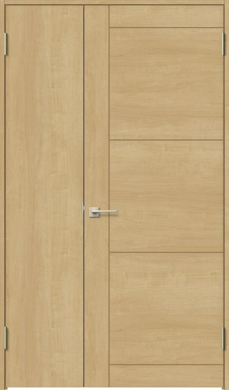 特注サイズ ラシッサS 親子ドア ASTO-LAP 錠無し W:889-1,408mm × H:1740-2,425mm ノンケーシング / ケーシング LIXIL リクシル TOSTEM トステム
