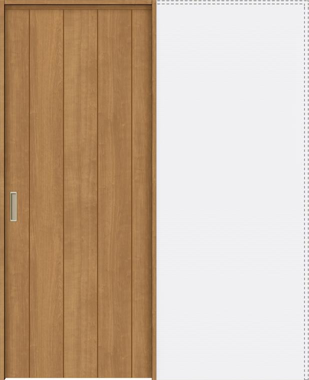 ラシッサS 上吊引戸 引込み戸標準 ASUHK-LAE 1420N 錠なし W:1,454mm × H:2,023mm ノンケーシング / ケーシング LIXIL リクシル TOSTEM トステム