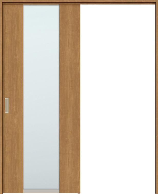 特注サイズ ラシッサS 上吊引戸 片引戸標準 ASUK-LGN 錠付 W:1092-1992mm × H:1750-2425mm ノンケーシング / ケーシング LIXIL リクシル TOSTEM トステム