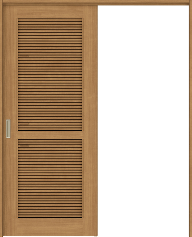 特注サイズ ラシッサS 上吊引戸 片引戸標準 ASUK-LTA 錠なし W:1092-1992mm × H:1750-2425mm ノンケーシング / ケーシング LIXIL リクシル TOSTEM トステム
