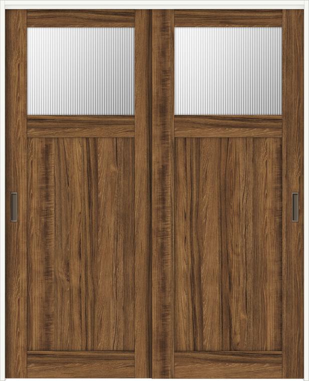 ラシッサD ヴィンティア 室内引戸 間仕切り 上吊引戸 引違い戸 2枚建て AVMHH-LGJ 錠無し 1620 W:1,644mm × H:2,023mm ノンケーシング / ケーシング LIXIL