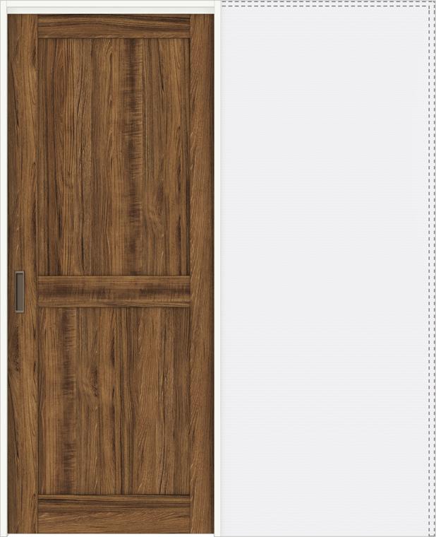 ラシッサD ヴィンティア 上吊引戸 引込み戸標準 AVUHK-LAH 1420N 錠無し W:1,454mm × H:2,023mm ノンケーシング / ケーシング LIXIL リクシル TOSTEM