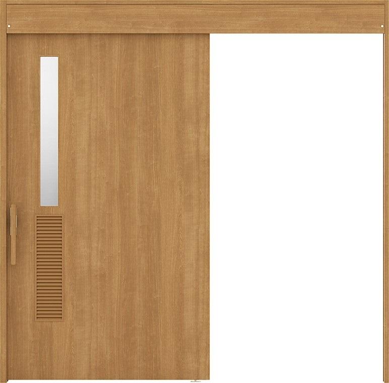 定番 ラシッサUD 上吊引戸 片引戸 木質面材 / 自閉機能仕様 鍵なし EUKJM-HYF 2020 W:2,024mm × H:2,190mm LIXIL リクシル TOSTEM トステム, 日光種苗 30e78e12