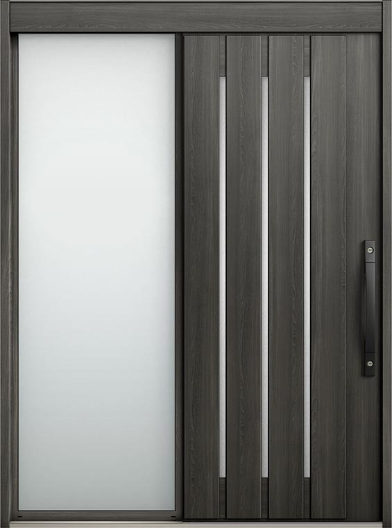 エルムーブ2 片袖 L29型 セレクトカラー カザスプラス仕様 呼称:187 W:1,870mm × H:2,288mm スライディングドア LIXIL リクシル TOSTEM トステム