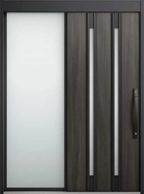 エルムーブ2 片袖 L20型 セレクトカラー システムキー仕様 呼称:164 W:1,640mm × H:2,288mm スライディングドア LIXIL リクシル TOSTEM トステム