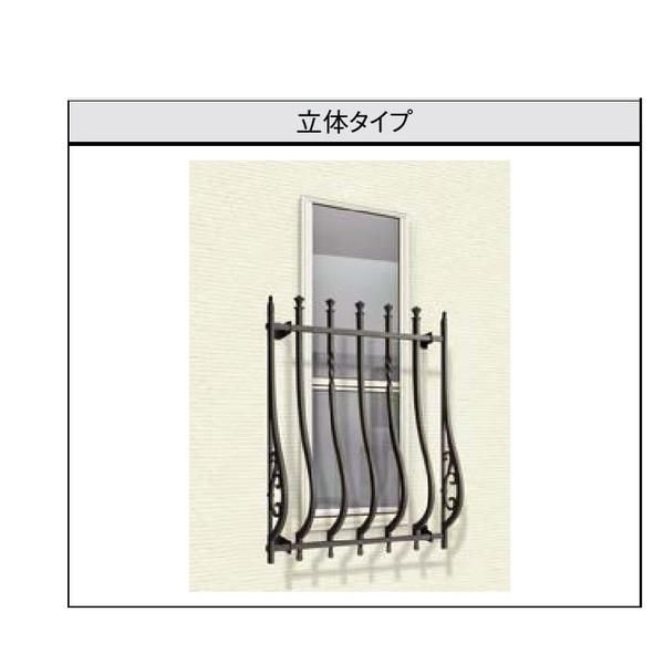 ラフィーネ 窓飾り 立体タイプ 07409 W:1,025mm × H:770mm T-C232-PEAH エクステリア LIXIL リクシル TOSTEM トステム