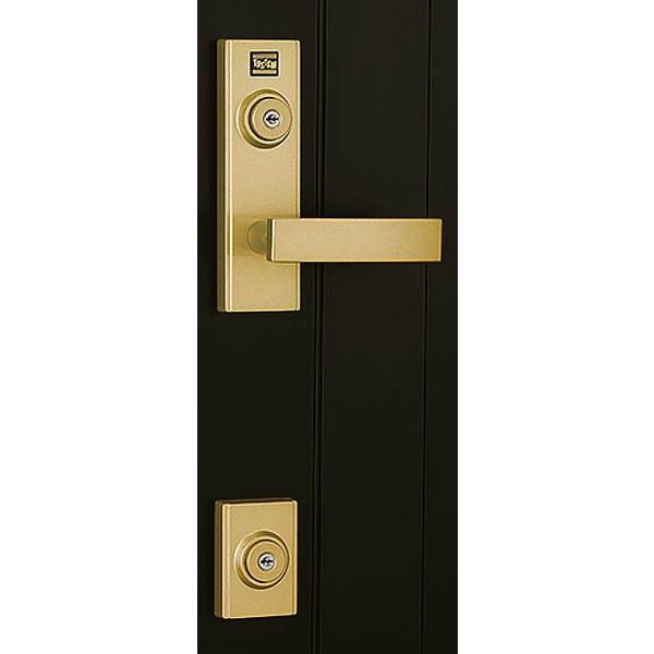 【LIXIL玄関ドア】クリエラR 把手交換セット レバーハンドル シリンダー付 DIY リフォーム