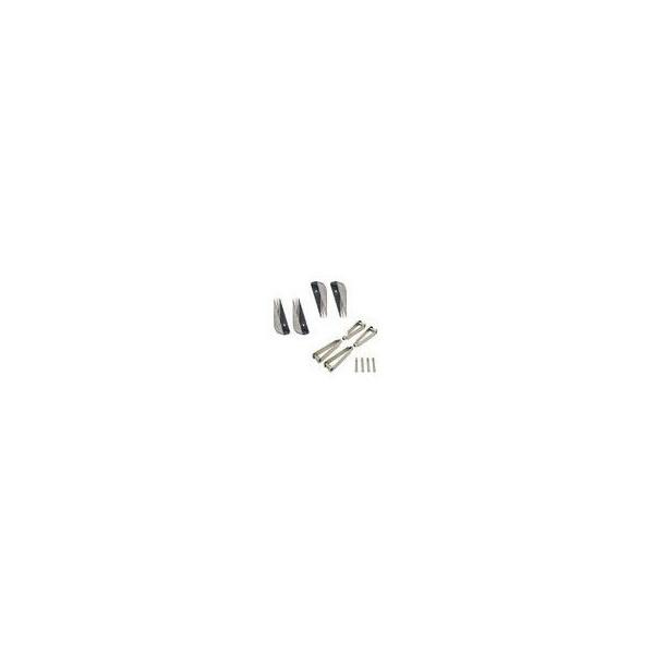 【リフォーム用品】 国元商会 コボット本体・接続金具セット 4個セット ステンコーチスクリュー37本入 DIY リフォーム