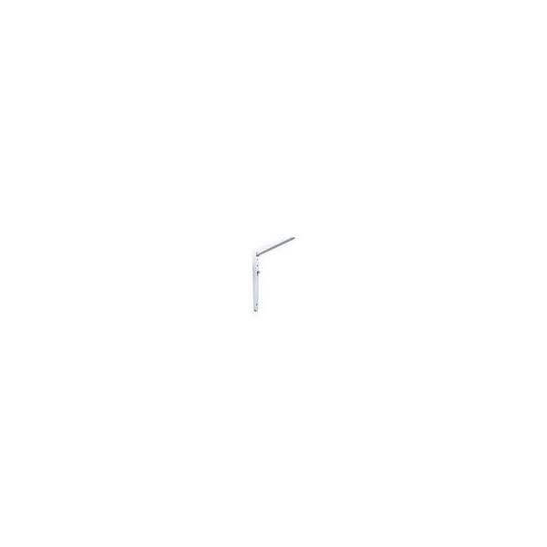 【リフォーム用品】 スガツネ工業 折りたたみ棚受 BTO-300(W) DIY リフォーム