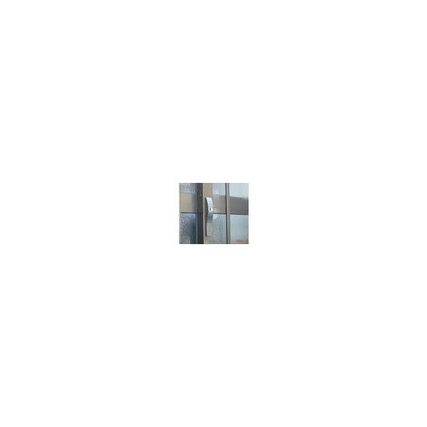 【リフォーム用品】 アルファ F4056引違錠 ブラウン DIY リフォーム