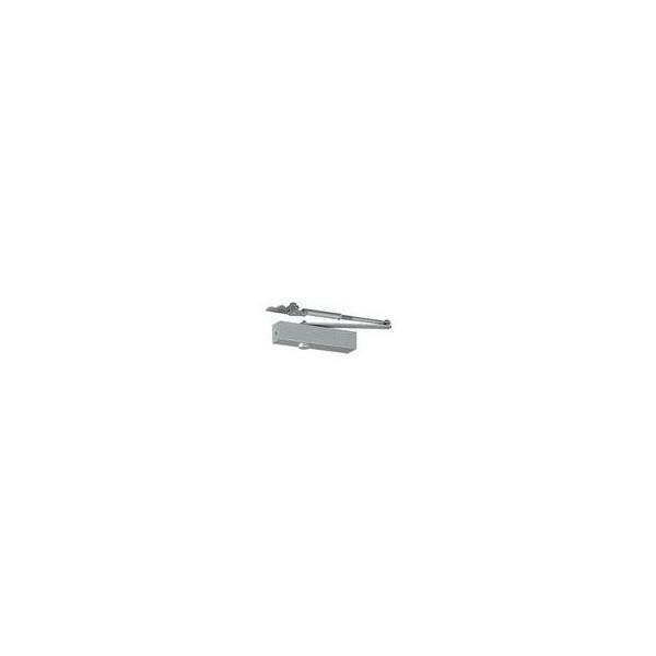 【リフォーム用品】 ニュースター ドアクローザ 7000シリーズ PS7003L シルバー DIY リフォーム