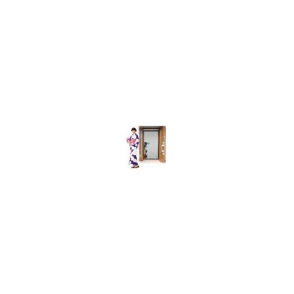 【リフォーム用品】 川口技研 アルキング網戸 ワイドサイズ AKW-21 DIY リフォーム