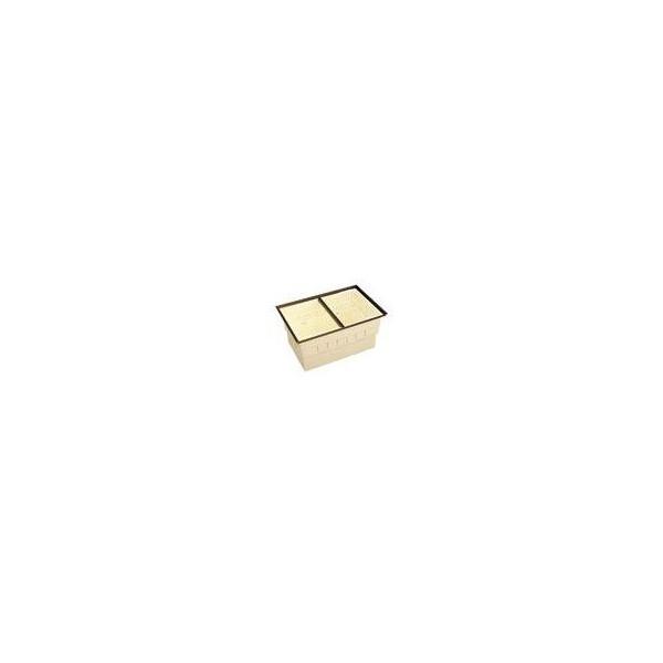 【リフォーム用品】 タキロン 床下収納庫 少し大きめL エコノミータイプB-909型N DIY リフォーム
