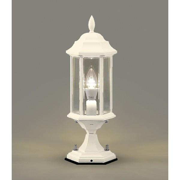 エクステリアライト AC100V 門柱灯:クラシック LHK-6型リクシル LIXIL ガーデンエクステリア 門まわり DIY リフォーム