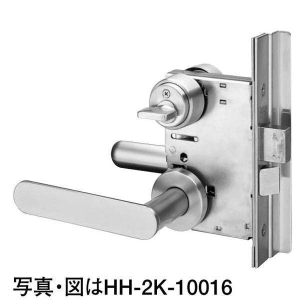 【YKK AP メンテナンス部品】 掘込型レバーハンドル錠 (HH-2K-10016) DIY リフォーム