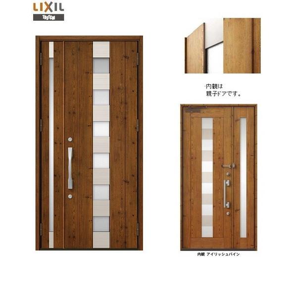 プレナスX N14型 親子ドア 入隅タイプ W:1,138mm × H:2,330mm 玄関 ドア LIXIL リクシル TOSTEM トステム DIY リフォーム