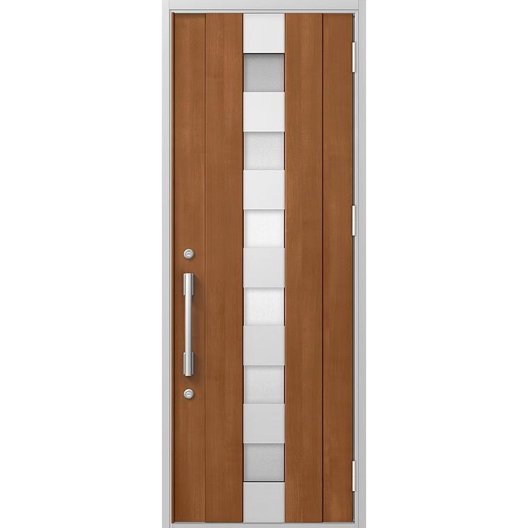 プレナスX M12型 片開きドア 特注サイズ W:735~973mm × H:1,712~2,514mm 玄関 ドア LIXIL リクシル TOSTEM トステム DIY リフォーム