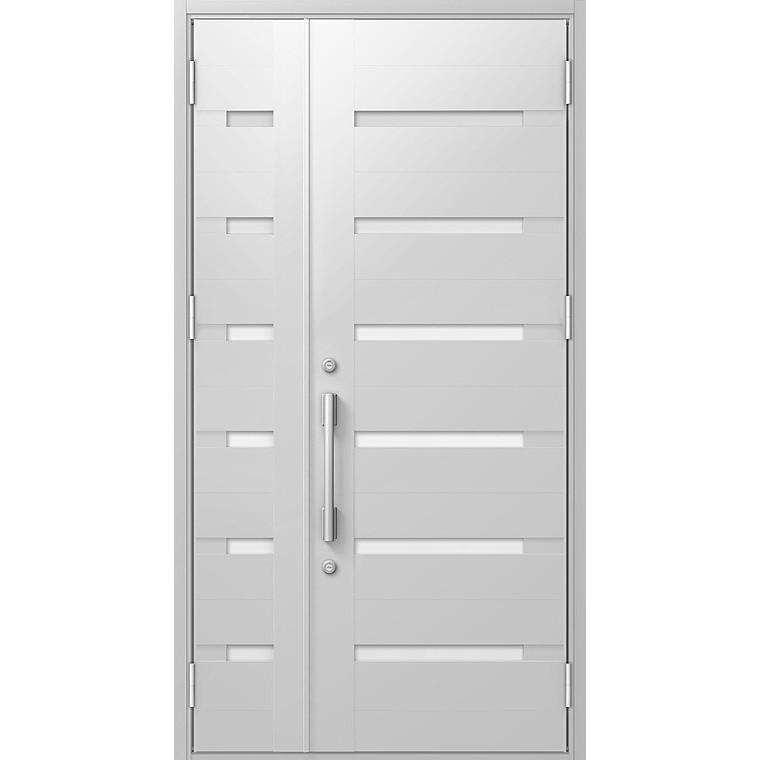 プレナスX M41型 親子ドア 特注サイズ W:876~1,480mm × H:2,330mm 玄関 ドア LIXIL リクシル TOSTEM トステム DIY リフォーム