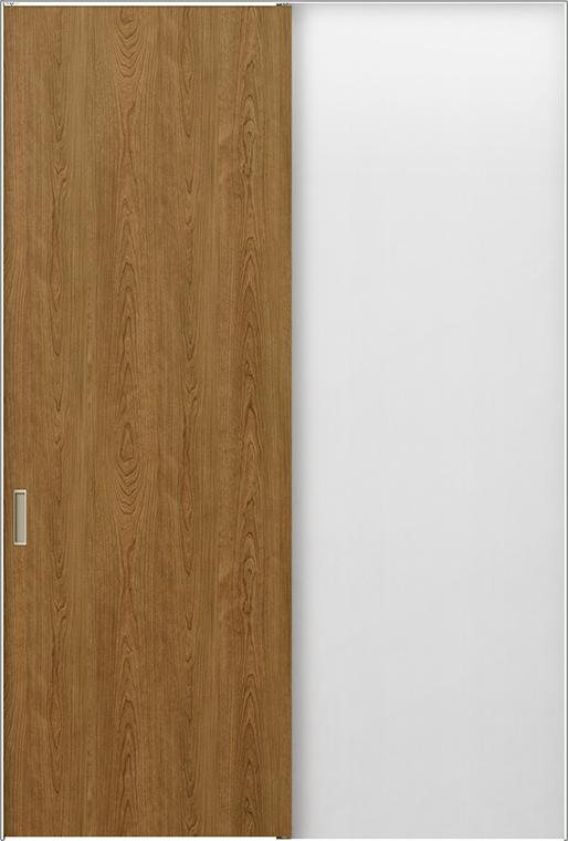 ラフィス Raffis 上吊方式 片引戸標準タイプ ライン枠 RLUK-RAA 鍵なし 1224N W:1,188mm × H:2,400mm LIXIL リクシル TOSTEM トステム