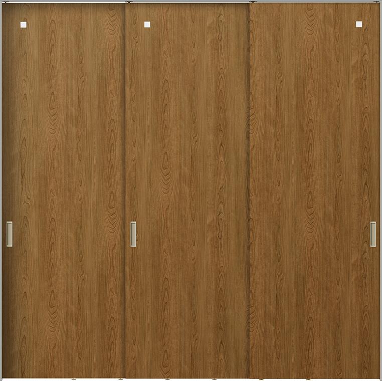 ラフィス Raffis 上吊方式 引違い戸 3枚建て ライン枠 RLUS-RGX 鍵なし 2424Z W:2,429mm × H:2,400mm LIXIL リクシル TOSTEM トステム