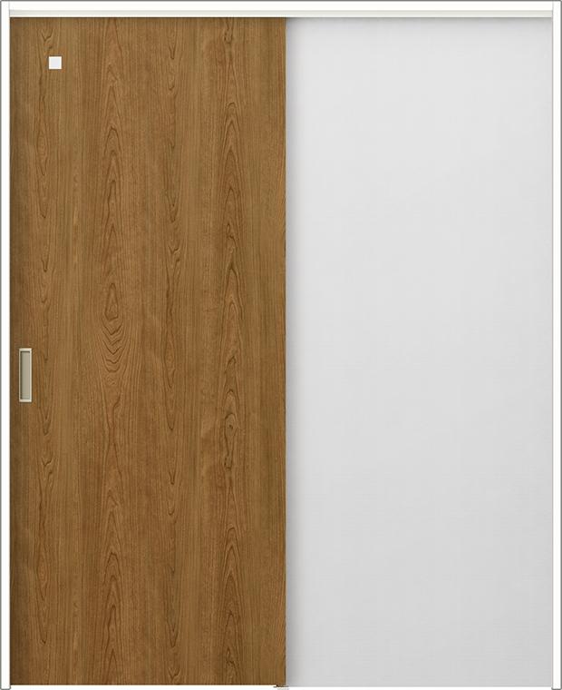 ラフィス Raffis 上吊方式 片引戸標準タイプ ノンケーシング枠 RNUK-RGX 鍵付 1420J W:1,454mm × H:2,023mm LIXIL リクシル TOSTEM トステム