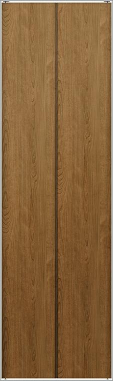 ラフィス Raffis クローゼット 折戸レールタイプ 2枚折戸 ライン枠 RLCF-RAD 0724 W:734mm × H:2,400mm LIXIL リクシル TOSTEM トステム