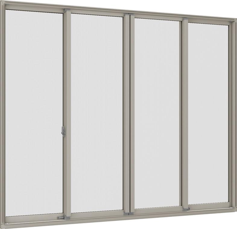 新しいスタイル リプラス 専用枠 引違い窓 4枚建て 居室窓交換 既設枠(外付/単体サッシ)用 一般複層ガラス仕様 W:2,030~3,800mm × H:1,659~2,348mm LIXIL TOSTEM, グレゴリーオンラインストア c04e7633