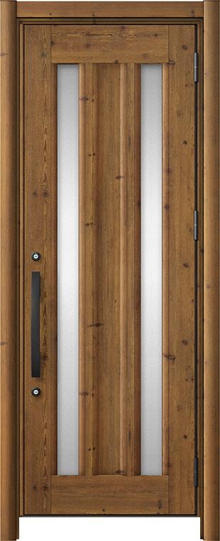 玄関ドア リシェント3 アルミ仕様 C16N型 片開きドア W:721~977mm × H:1,738~2,038mm LIXIL リクシル TOSTEM トステム
